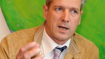 Thomas de Courten wird Wirtschaftsförderer beim Kanton. Archiv/KN