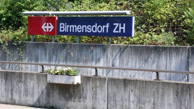 Die Sanierung der WC-Anlage am Bahnhof Birmensdorf wird insgesamt 128'000 Franken kosten. Die eine Hälfte übernimmt der Birmensdorfer Gemeinderat, die andere die SBB.