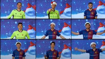 Die FCB Spieler überraschten mit diesem Video die Fans.