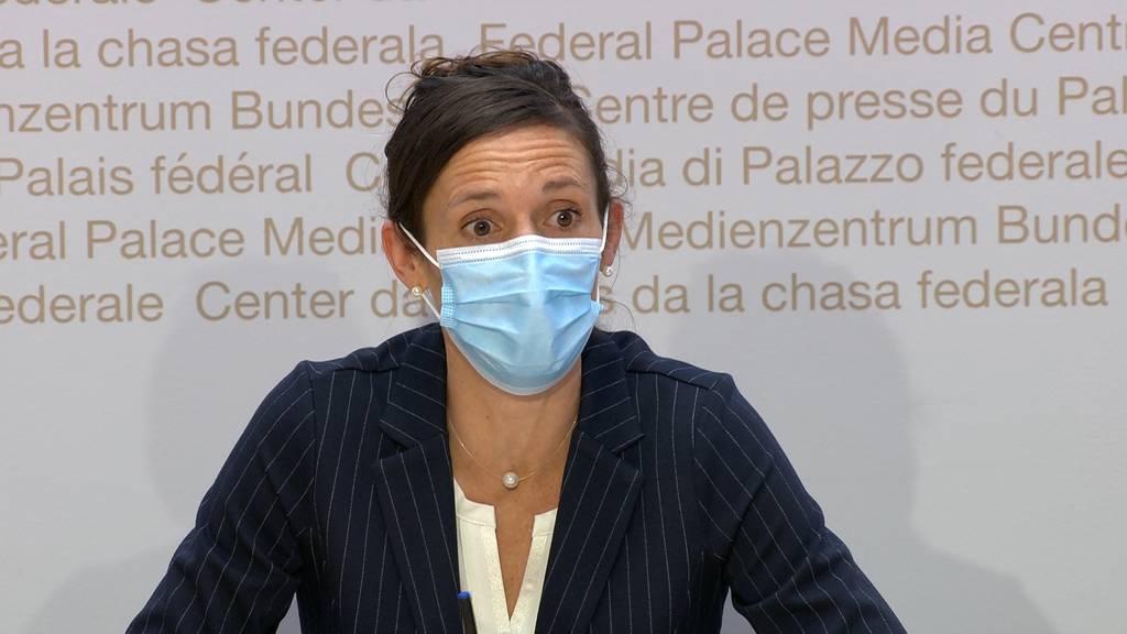 Ab wann braucht es eine dritte Impfung, Frau Stadler?