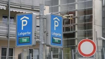 Nach der Sanierung bietet das Parkhaus 318 Parkplätze (Archivbild).