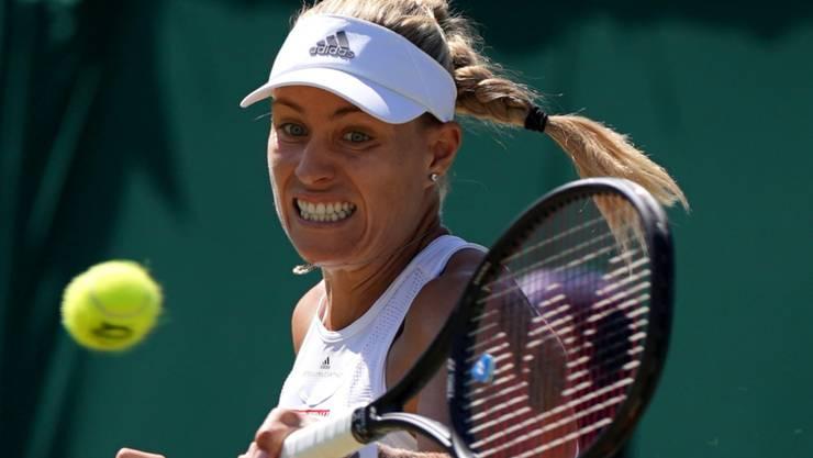 Enttäuschung in Wimbledon und nun die Trennung vom Trainer: Angelique Kerber