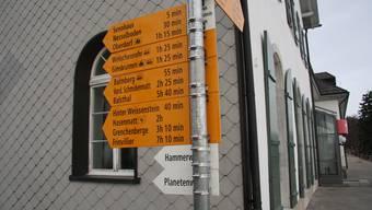 Welcher Weg führt auf dem Weissenstein ans Ziel?