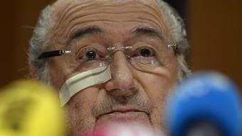 Joseph Blatter muss sich mit dem Urteil gedulden