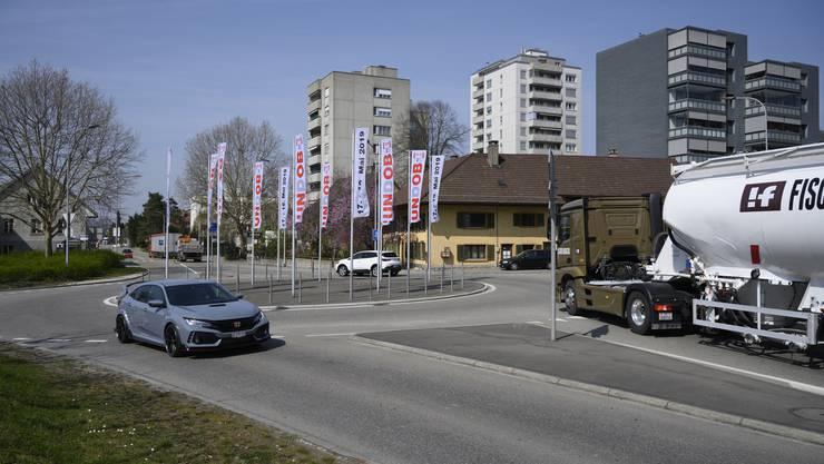 Auch Obersiggenthal wehrt sich gegen die Verkehrs-Pläne des Kantons.