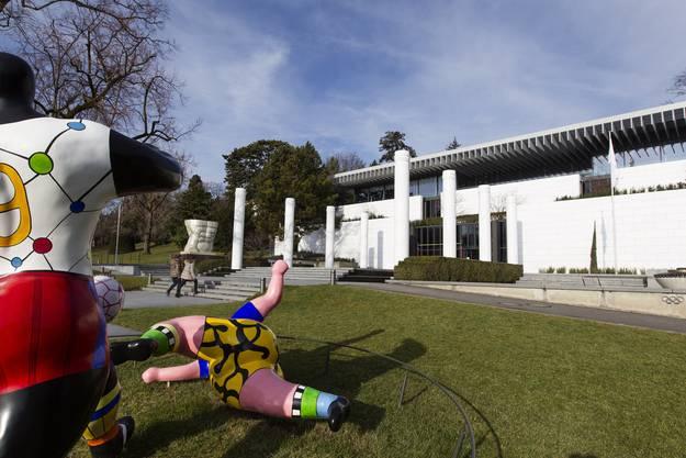 Das wiedereröffnete olympische Museum