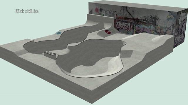 Skatepark fehlen noch 40'000 Franken