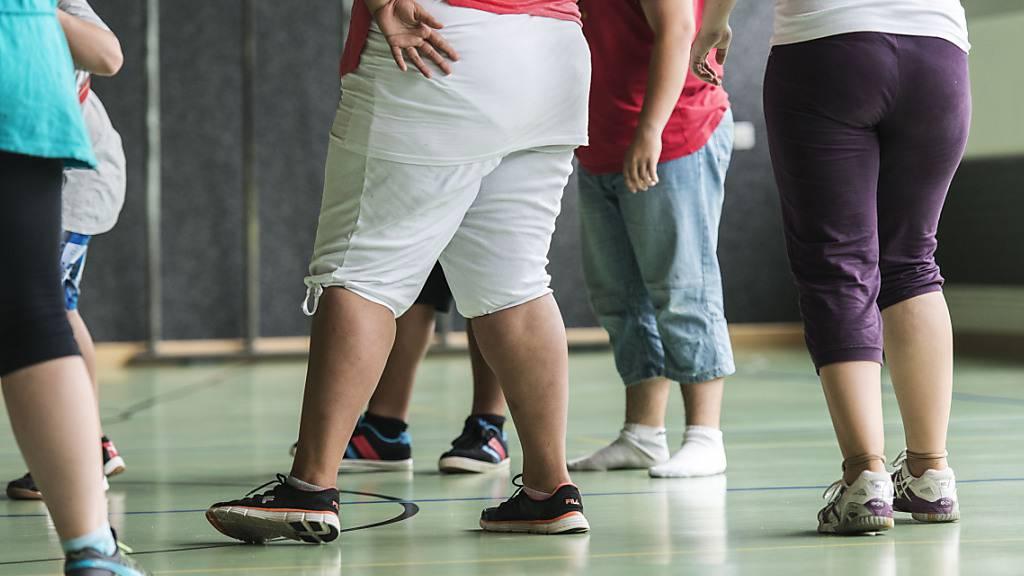 Fast jedes sechste Schulkind ist übergewichtig