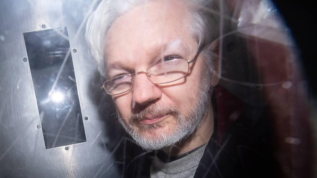 Corona-Ausbruch im Gefängnis von Assange
