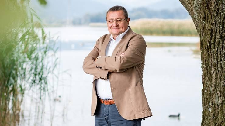 Theo Voegtli, CVP, 2011: 107 Stimmen