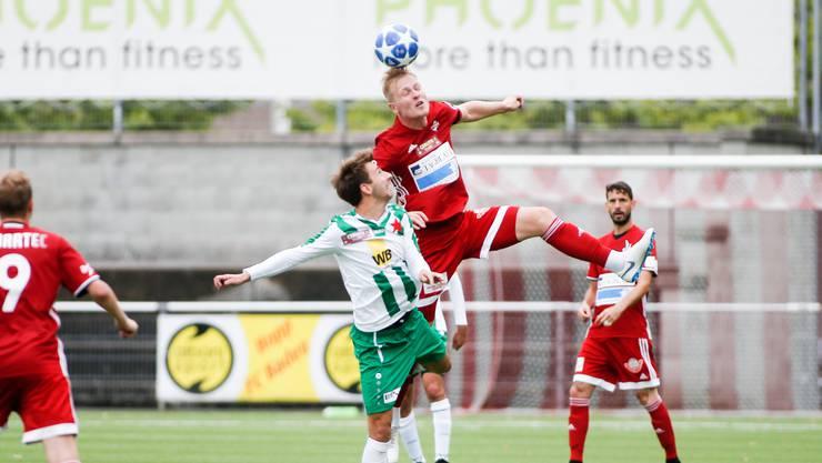 Gelingt dem FC Baden die Reaktion im letzten Heimspiel vor den Aufstiegsspielen?
