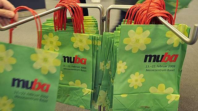 Positive Bilanz für muba 2009