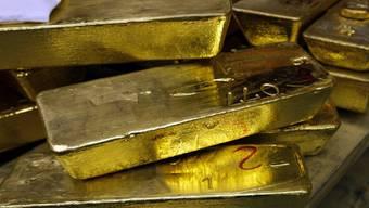 Aus einer Wohnung in Zürich wurden diverse Uhren, Goldvreneli und Goldbarren gestohlen, im Wert von mehreren Zehntausend Franken. (Symbolbild)