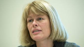 Geschäftsführerin des SKS, Sara Stalder