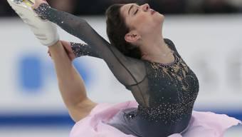 Jewgenia Medwedewa zeigte eine fehlerlose Kür