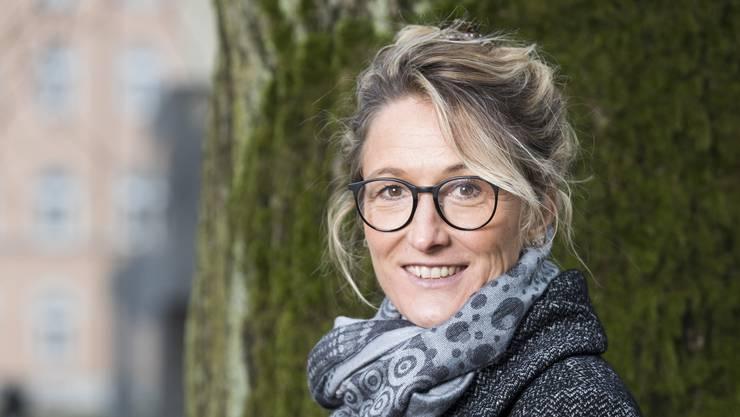 Susanne Hochuli kehrt der Politik definitiv den Rücken – sie tut dies freiwillig und mit einem zufriedenen Lächeln.