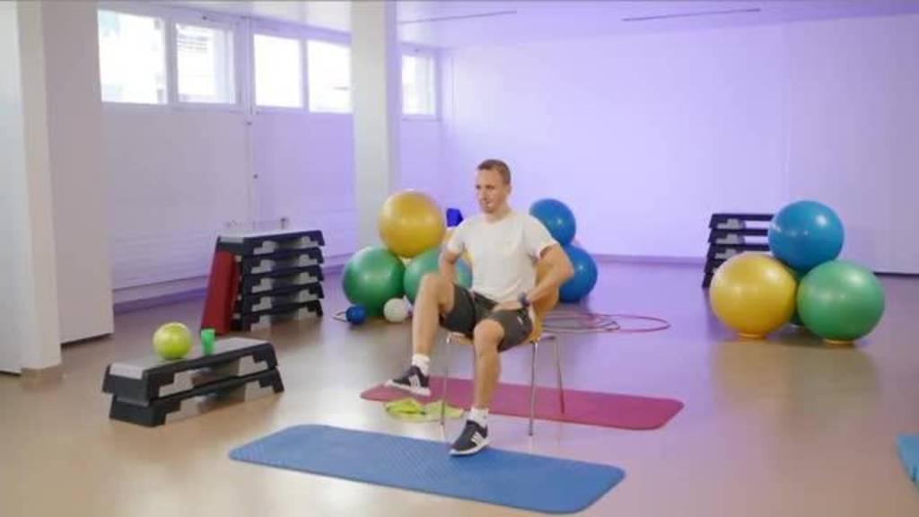 «Gymnastik im Wohnzimmer» vom 22. September 2021