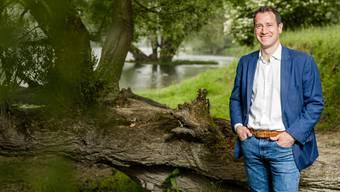 Matthias Betsche ist seit April neuer Präsident von Pro Natura Aargau – der Rechtsanwalt sitzt daneben auch in der Finanzkommission von Möriken-Wildegg.