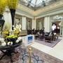 Im Hotel Bellevue Palace in Bern finden während der Session viele Anlässe statt.