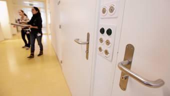 Seit Anfang Jahr haben die Psychiatrischen Dienste Aargau AG (PDAG) mehr Zwangseinweisungen im Vergleich zum gleichen Zeitraum im Vorjahr verzeichnet.
