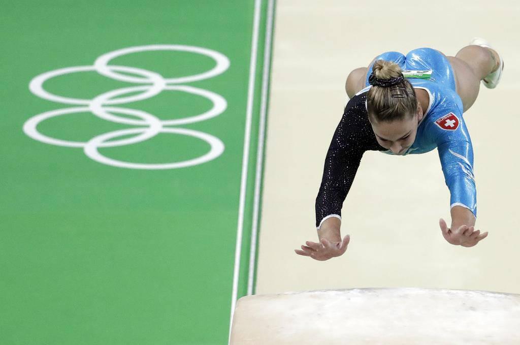 Giulias Leistung in Bildern (© AP / Julio Cortez)