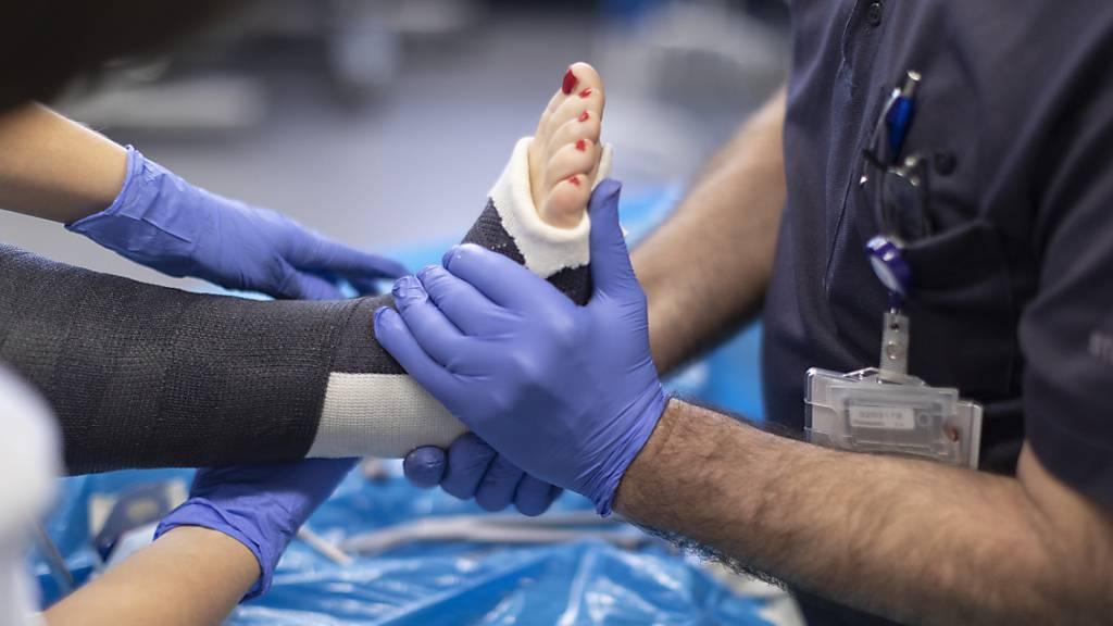 Ambulante Spitalkosten steigen 2019 stärker als stationäre