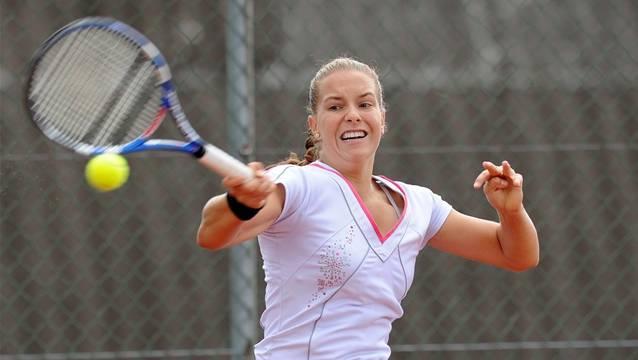 Karin Kennel siegt in Wimbledon