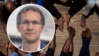 Der Österreicher Gerald Knaus (47) ist Vorsitzender der Europäischen Stabilitätsinitiative (ESI).