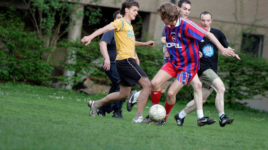 Mehr Sportunfälle im Aargau