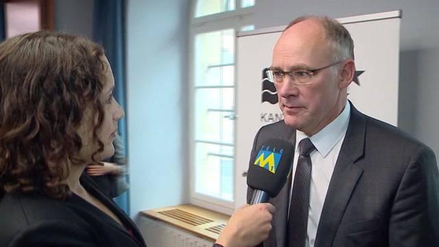 Hansjörg Knecht auf zweitem Platz