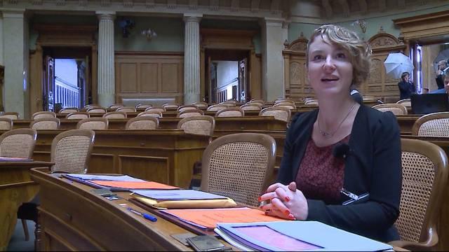Irene Kälin erbt Jonas Frickers Sitz