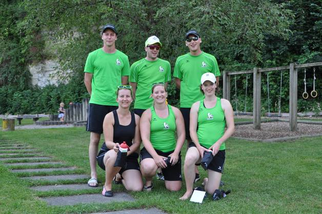 Sieger Volley Mixed