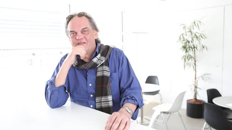 Peter Borer, Musiker, Musiklehrer und Zeitzeuge des hiesigen Rock