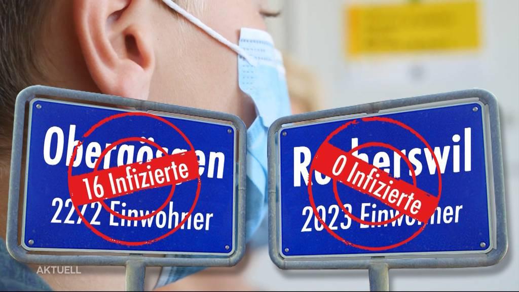 Coronafälle in Solothurn: Kanton veröffentlicht die Wohngemeinden der Neuinfizierten