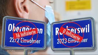 Seit heute kann nachgeschaut werden, in welchen Solothurner Gemeinden es besonders viele Corona-Infektionen gab. Der Kanton Solothurn veröffentlicht ab sofort die Wohngemeinden der positiv Getesteten. Trotz dieser Transparenz hat der Kanton geschaut, dass der Datenschutz der Neuinfizierten dennoch eingehalten werden kann.