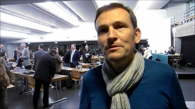 «Die Rücktritts-Forderung ist kein Rohrkrepierer»: CVP-Einwohnerrat Reto Huber.
