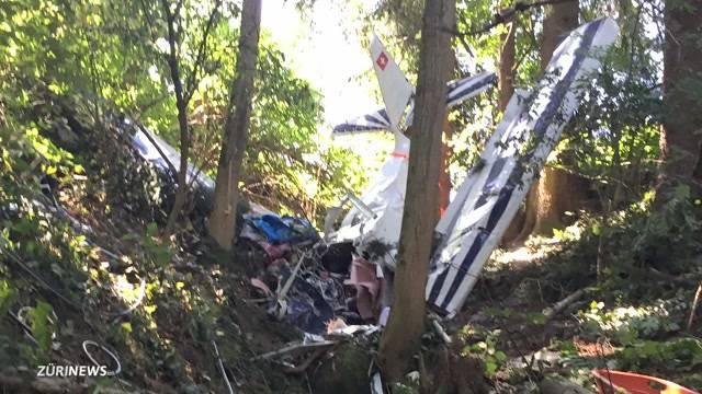 Flugzeugabsturz in Hundwil AR