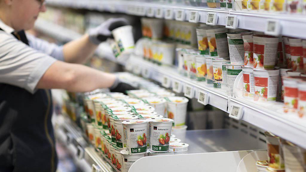 Joghurts sollen weniger süss werden