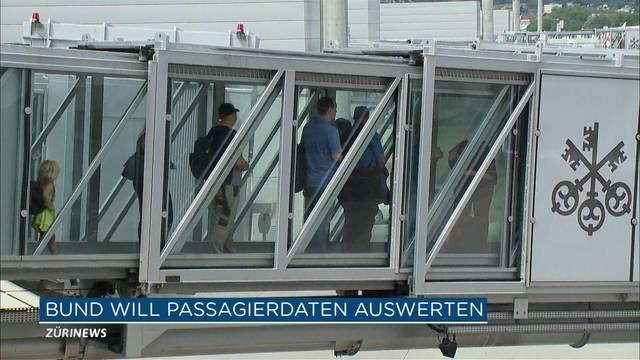 Bundesamt für Polizei will Daten von Flugpassagieren