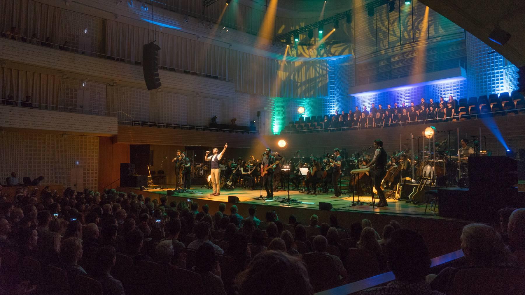 Radio Pilatus Music Night auch dieses Jahr wieder