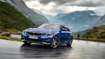Das Unternehmen  werde die entstandenen Emissionen finanziell kompensieren, heisst es laut BMW . HO