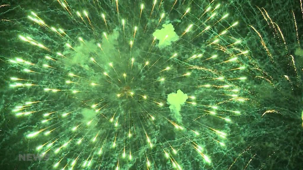 Bernerinnen und Berner wollen es «chlepfen» lassen: 1. August-Feuerwerks-Verkauf geht ab wie eine Rakete