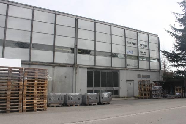 Im geschützten Gebäude des  Solothurner Architekten Fritz Haller sind mehrere Firmen