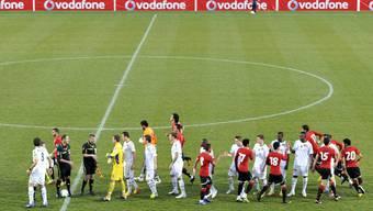 FCB verliert in einem Testspiel gegen ägyptische Olympia-Auswahl