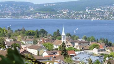 Die Wohnsitznahme von Glencore-Chef Ivan Glasenberg hat der Gemeinde Rüschlikon 2011 einen einmaligen Geldsegen beschert.