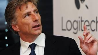 Logitech-CEO Bracken Darrell will die Kosten weiter senken (Archiv)