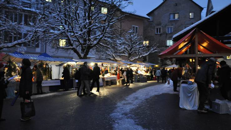 Badener Adventsmarkt