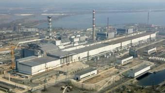 Die alte Hülle des AKW Tschernobyl ist brüchig und wird ersetzt