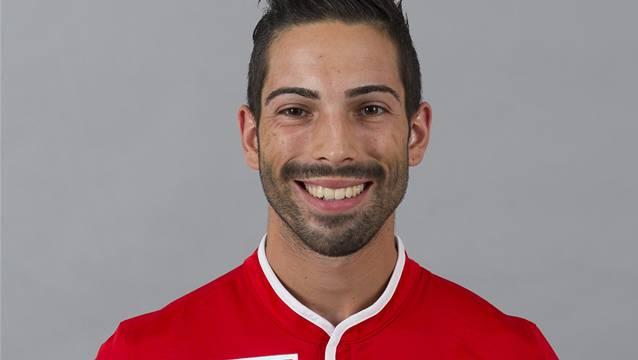 Vor einem Jahr jubelte Cristian Miani noch für Grenchen in der 1.Liga — für kommenden Sommer peilt er die Super League an.