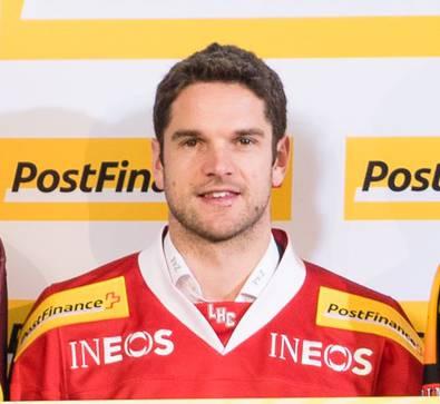 Dustin Jeffrey, Lausanne